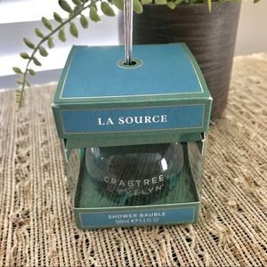 Crabtree & Evelyn | La Source Shower Bauble New